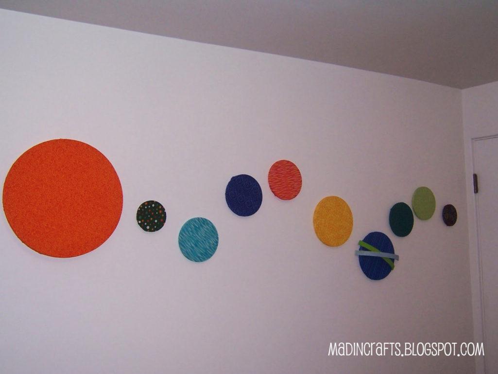 easy solar system craft - photo #9