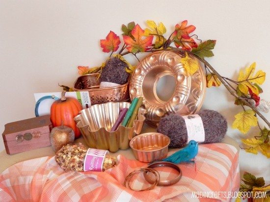 Using a Color Palette to Organize Seasonal Decor - Mad in ...