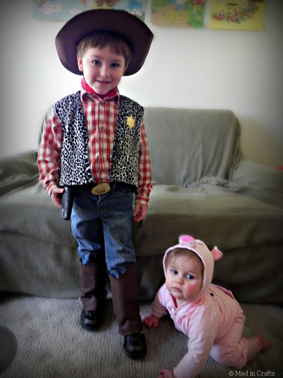 Diy toy story costumes on a budget mad in crafts solutioingenieria Images