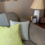 spring pillows closeup 2