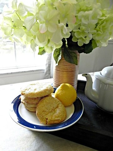 Lemon Cool Whip Cookies - Mad in Crafts