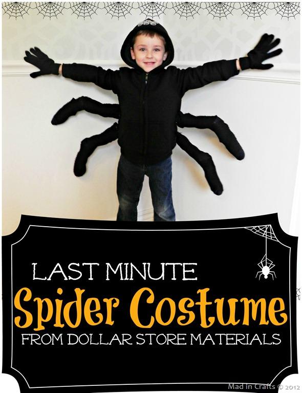 Last Minute Halloween Idea Round-Up