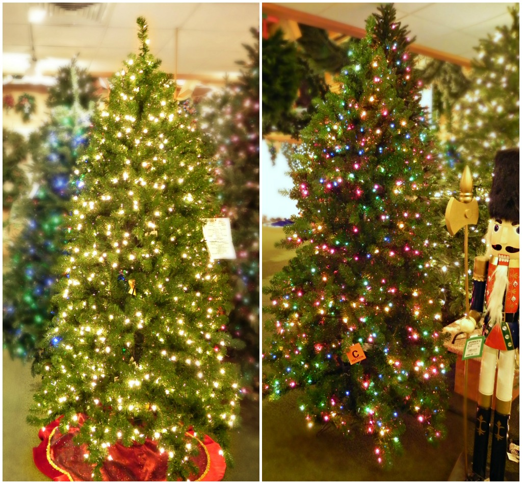 bronners reflective tree collage inspiration from bronners the worlds largest christmas store - Largest Christmas Store