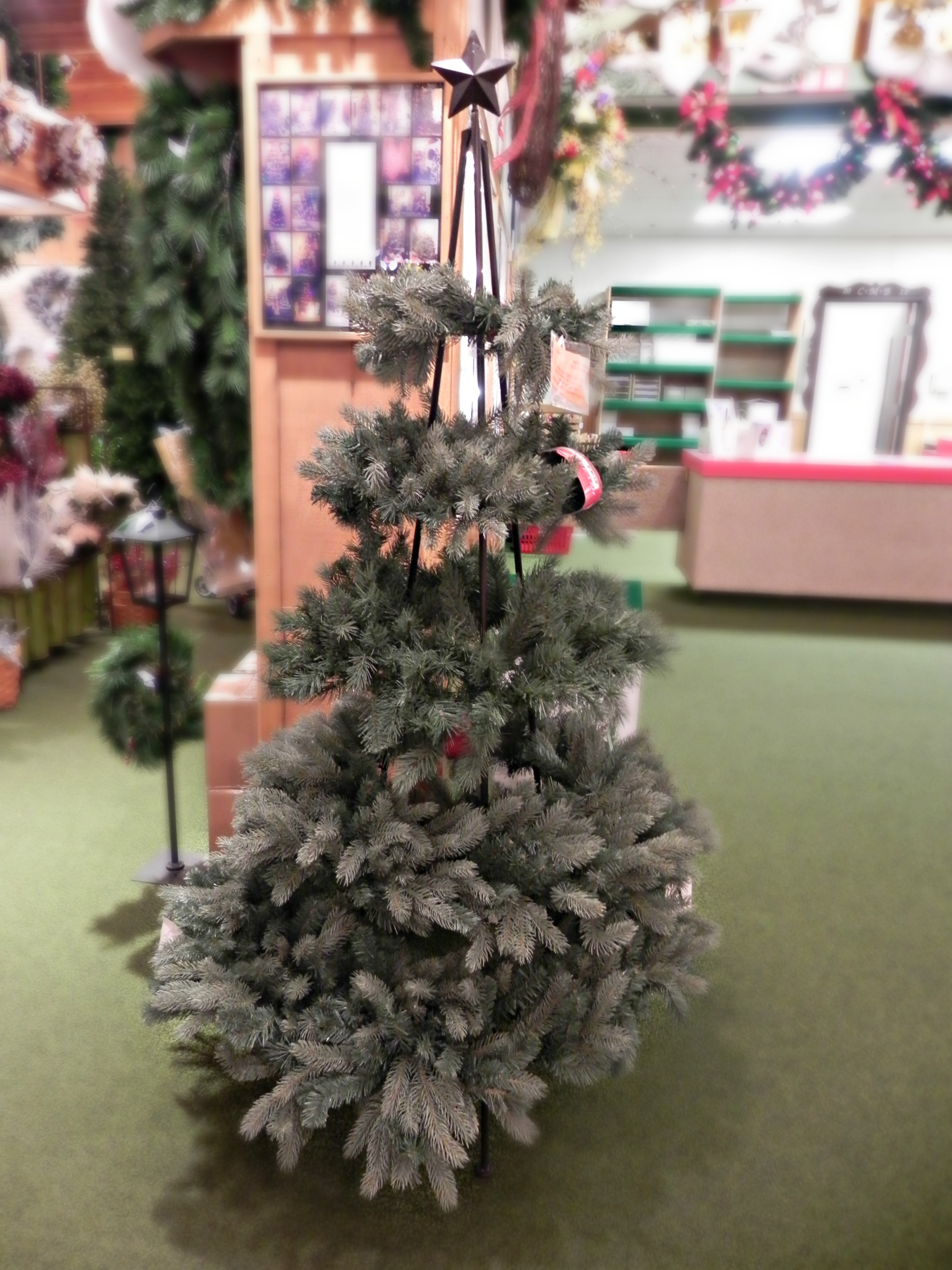 bronners wreath tree