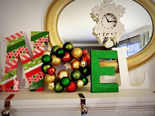 Duck® Tape NOEL Decoration