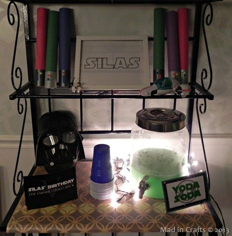 Star Wars Party Decorations Ideas