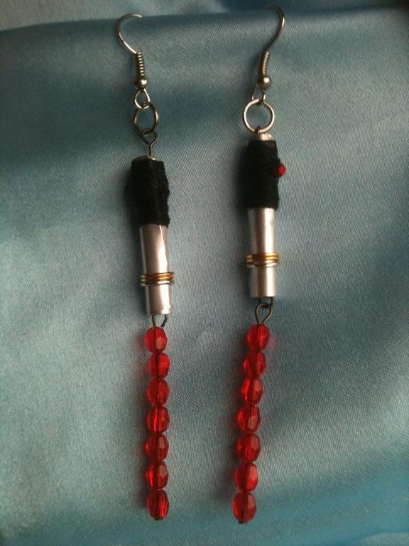 Circuit Board Earrings Crazy Goodness Pinterest