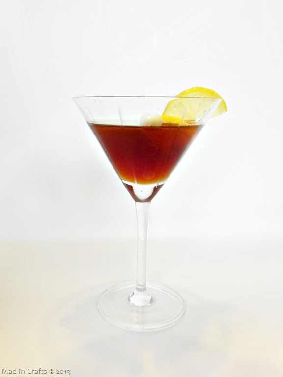 Arnold Palmertini: A Lipton Tea Cocktail