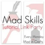 Mad Skills Link Party #158