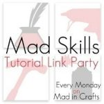 Mad Skills Link Party #161