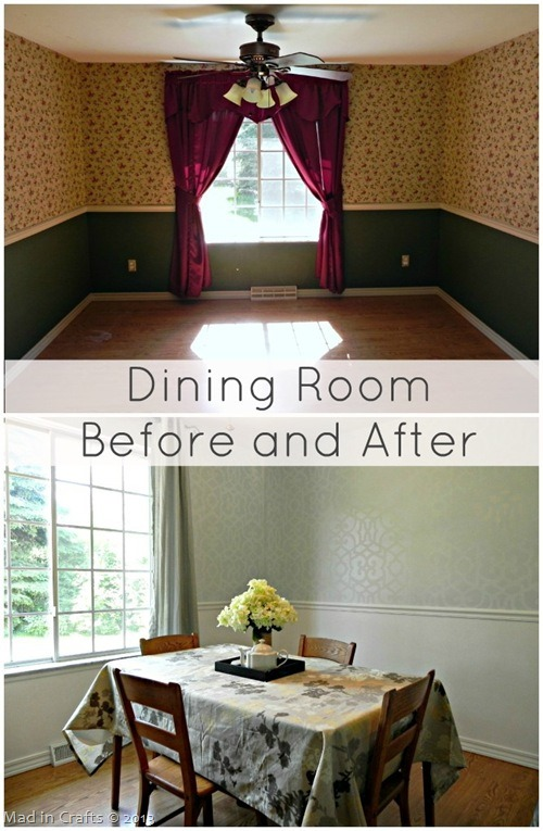 stenciled-dining-room-before-and-aft