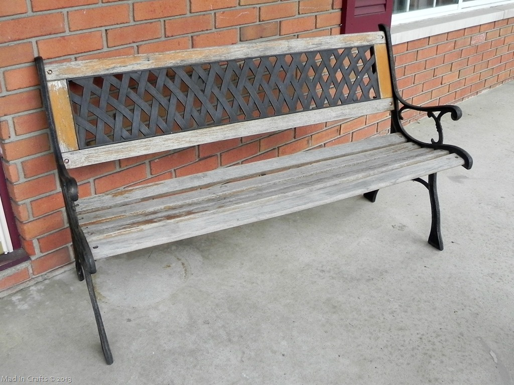Park Bench Ideas Part - 38: Bench-before_thumb