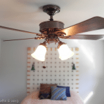 Replacing a Broken Ceiling Fan Bracket