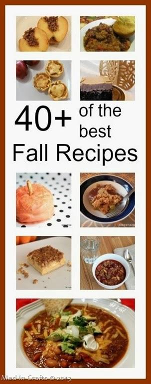 40+ Delicious Fall Recipes