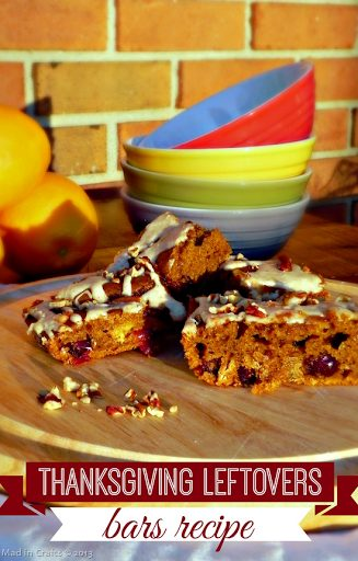 Thanksgiving Leftovers Bars Recipe