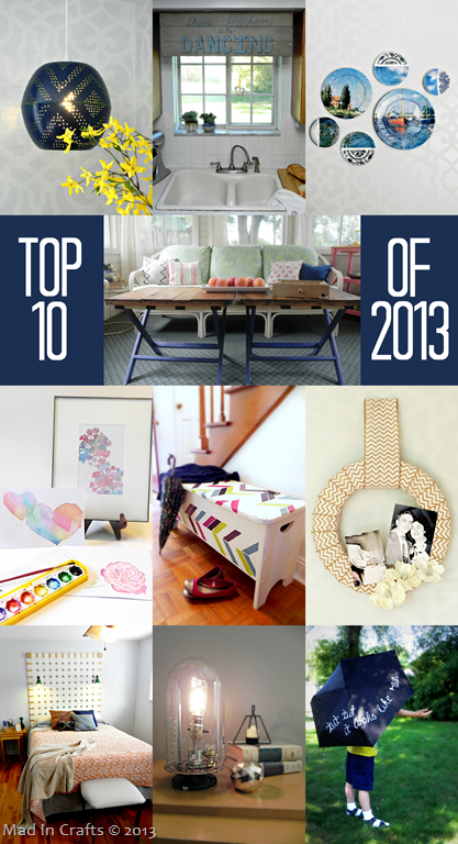 Top 10 Project Tutorials of 2013