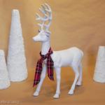 Dapper Glitter Deer