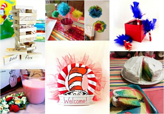 Seuss Craft Tutorials