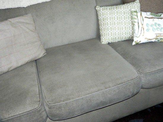 clean cushions