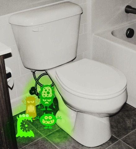 The Cursed Toilet Gap Mad In Crafts