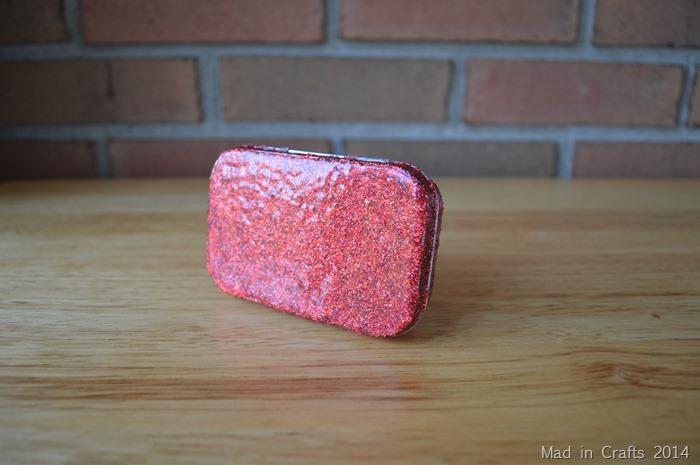 dimensional magic coated glitter