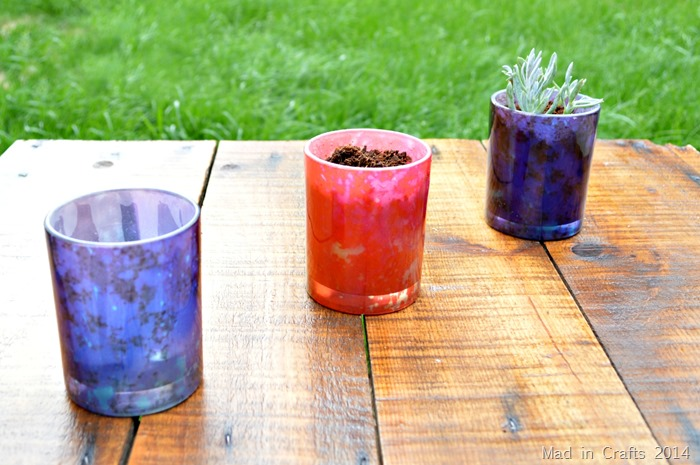 Candleholders to Succulent Pots