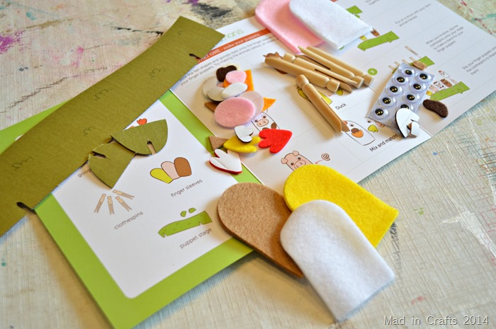 Kiwi Crate Craft Supplies #KiwiSummerFun #ad