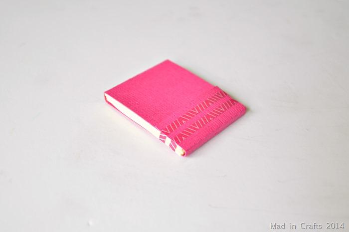 DIY Matchbook Sticky Notes