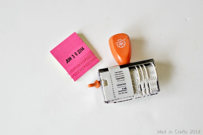 Make Your Own Matchbook Sticky Notes