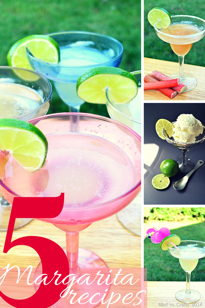 5 Margarita Recipes