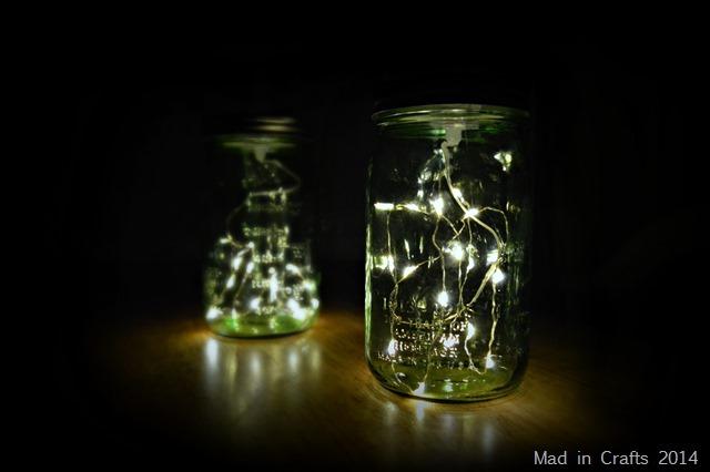Firefly Mason Jar Lights Mad In Crafts