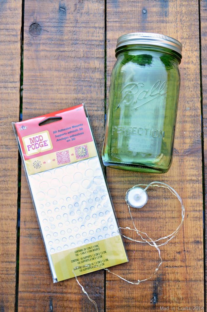 Firefly Mason Jars Materials ForRent.com