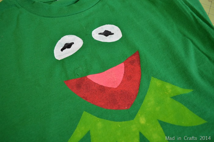 "ARE YOU SURE THAT'S A KERMIT SHIRT? ""MUPPETS MOST WANTED"" CRAFT"