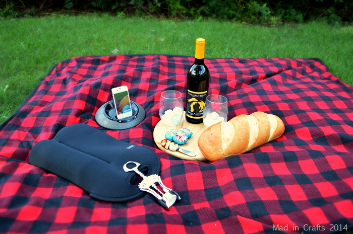 PRODUCTS FOR A PERFECT PORTABLE PICNIC