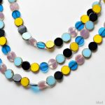 SIMPLE THREE STRAND NECKLACE TUTORIAL