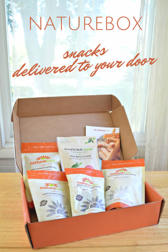 naturebox snacks delivered door latest snack madincrafts
