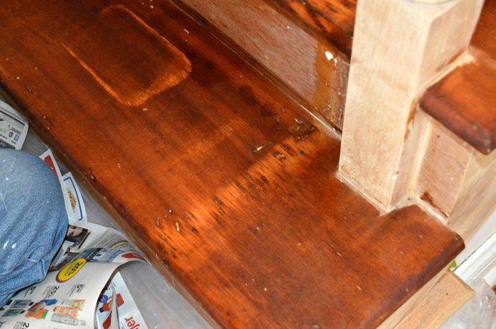 wood bleach