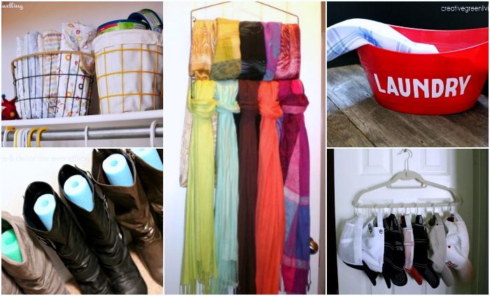 Delicieux ORGANIZE YOUR CLOSET WITH ONE TRIP TO THE DOLLAR STORE