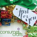 CHRISTMAS CRAFT SUPPLIES FROM CONSUMER CRAFTS