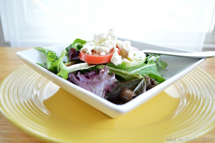 Greek Lunch Salad