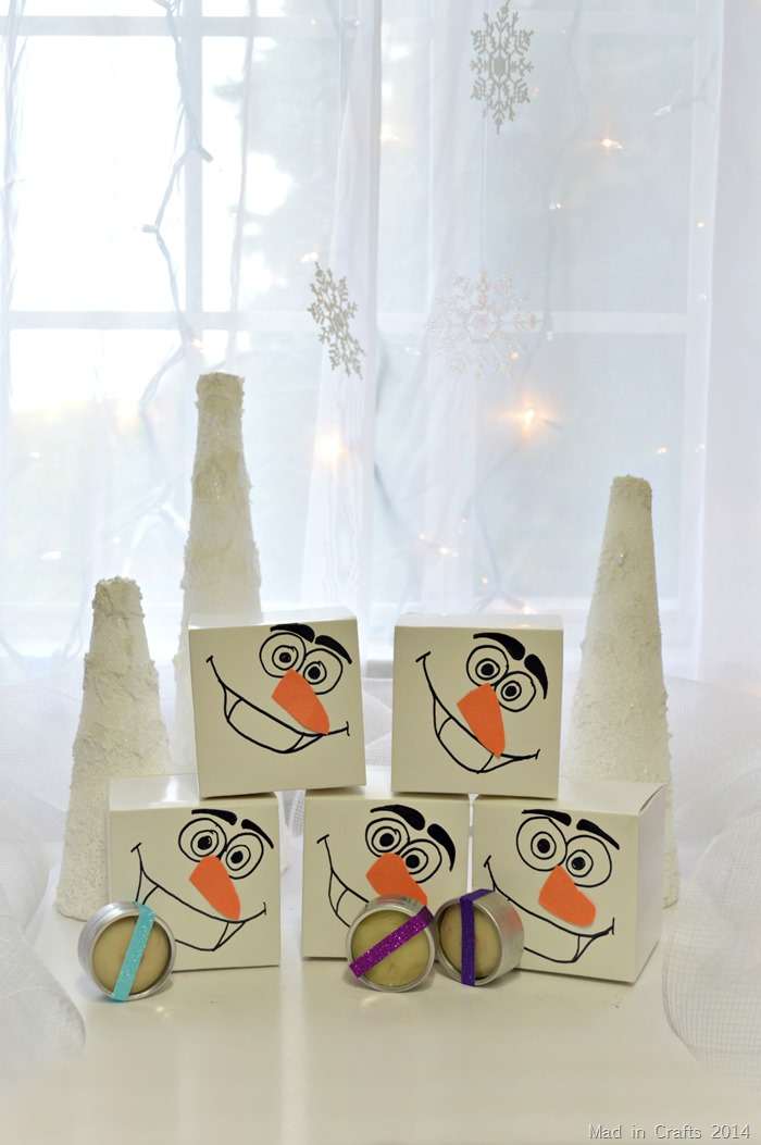 Inexpensive Frozen Party Favors