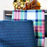 SIMPLE SWEATER THROW PILLOWS