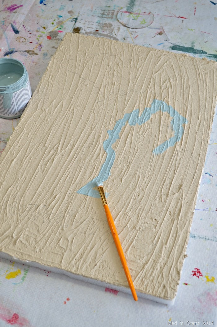 Hand paint design