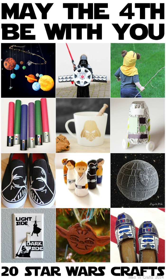 Star Wars Crafts and DIYs