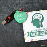 MEMORY STICK KEY CHAIN