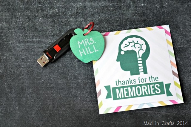 MEMORY STICK KEY CHAIN