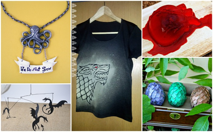 ALL MEN MUST DIY: 25 GAME OF THRONE CRAFTS