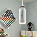 PLUTONIUM CAN PENDANT LAMP