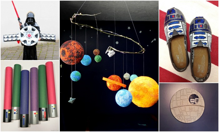 20 FORCE-TASTIC STAR WARS CRAFTS