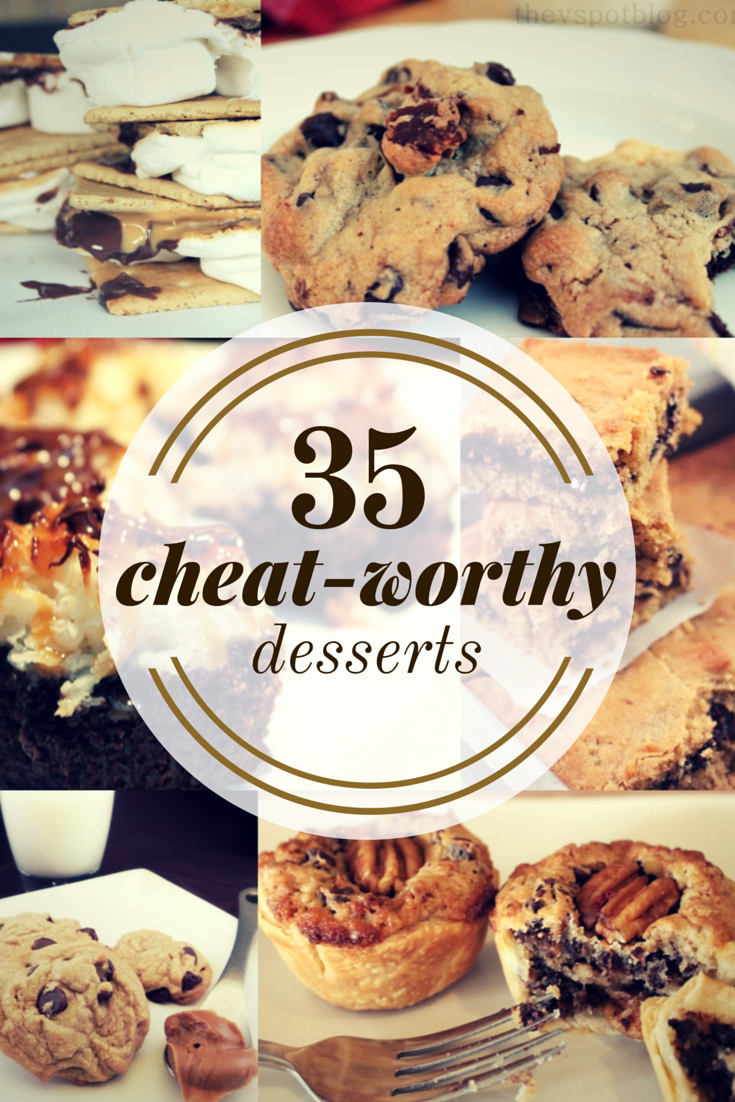 More than 30 desserts that are worth ditching the diet for! (1)